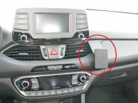 Brodit ProClip - Hyundai i30 - Bj. 17-22 - Angled Mount - 855302