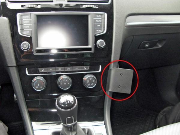 Brodit ProClip - VW Golf VII / Golf Alltrack - Bj. 13-19 - Angled Mount - 855238