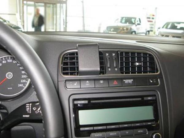 Brodit ProClip - VW Polo - Bj. 10-17 - Center Mount - 854382