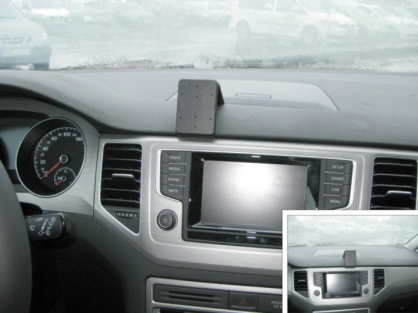 Brodit ProClip - VW Golf Sportsvan - Bj. 15-19 - Center Mount - 855074