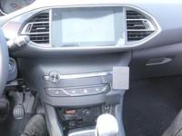 Brodit ProClip - Peugeot 308 - Bj. 14-21 - Angled Mount - 854952