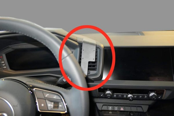 Brodit ProClip - Audi A1 - Bj. 19-20 - Center Mount - 855482