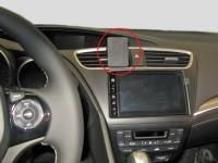 Brodit ProClip - Honda Civic - Bj. 16-21 - Center Mount - 855201