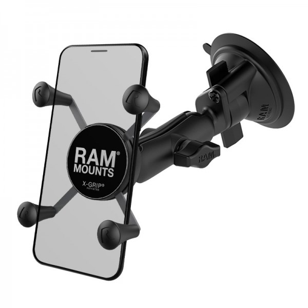 RAM X-Grip® Halter für Smartphones mit Saugnapf - RAM-B-166-UN7U
