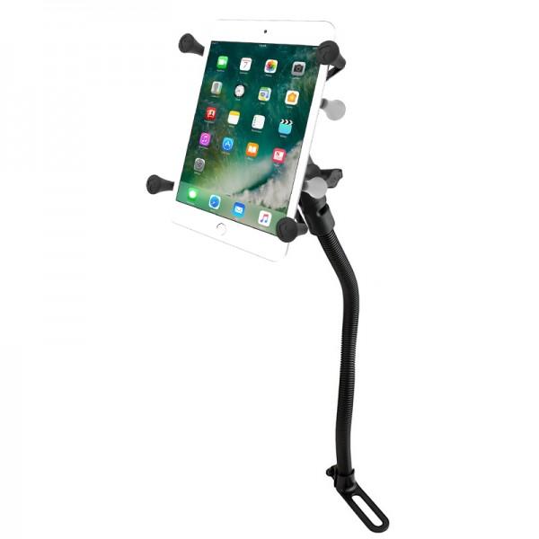 RAM Flex-Rod™ für Sitzschiene mit X-Grip® für 7-8 Zoll Tablets - RAM-B-316-1-UN8B