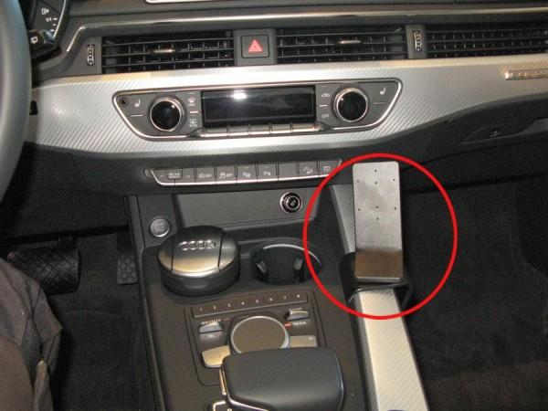 Brodit ProClip - Audi A4 / A5 / S5 - Bj. 16-19 - Console Mount - 835252