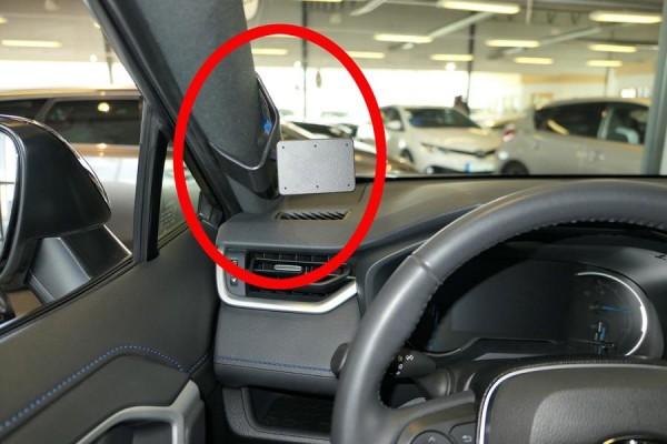 Brodit ProClip - Toyota RAV4 - Bj. 19-21 - Left Mount - 805676