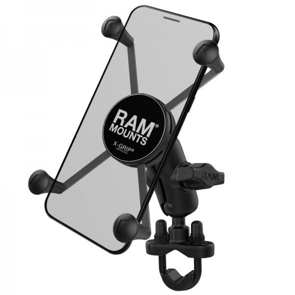 RAM X-Grip® Halter für große Smartphones mit Lenkstangenbefestigung - RAM-B-149Z-A-UN10U