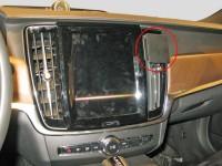 Brodit ProClip - Volvo S90 / V90 - Bj. 17-22 - Center Mount - 855247