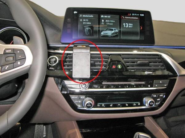 Brodit ProClip - BMW 5er / 6er Gran Turismo - Bj. 17-19 - Center Mount - 855296
