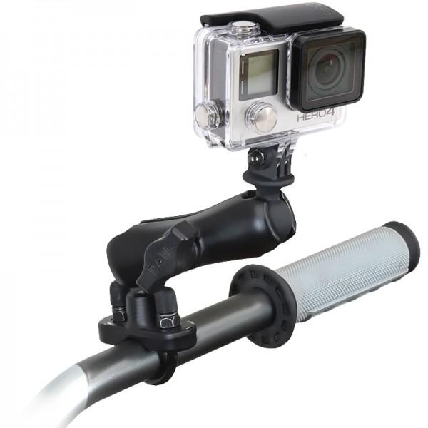 RAM Mount - Lenkstangenhalterung für GoPro HERO Kamera - RAM-B-149Z-GOP1U