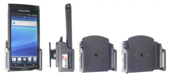 Brodit Halter - Geräte mit 62-77mm Breite / 6-10mm Dicke - Passiv - 511307