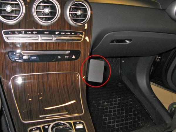 Brodit ProClip - Mercedes GLC - Bj. 16-19 - Angled Mount - 855161
