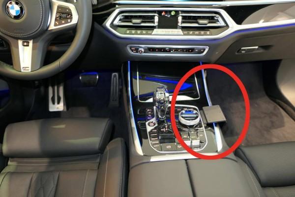 Brodit ProClip - BMW X5 / X6 / X7 - Bj. 19-21 - Console Mount - 835515