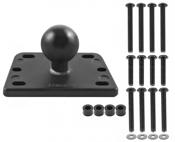 RAM Basis für Motorrad-Bremsflüssigkeitsbehälter mit B-Kugel - RAM-B-345U