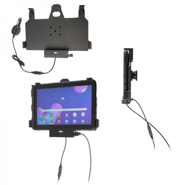 Brodit Halter - Samsung Galaxy Tab Active Pro - KFZ-Ladekabel - USB-Host - 712149