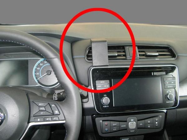 Brodit ProClip - Nissan Leaf - Bj. 18-19 - Center Mount - 855403