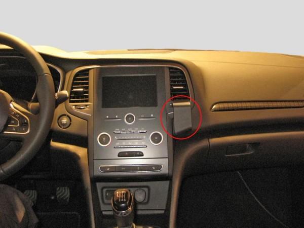 Brodit ProClip - Renault Megane - Bj. 16-20 - Angled Mount - 855203