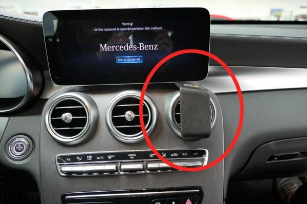 Brodit ProClip - Mercedes GLC - Bj. 20-21 - Angled Mount - 855606