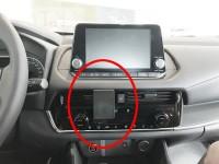 Brodit ProClip - Nissan Qashqai - Bj. 22 - Center Mount - 855697