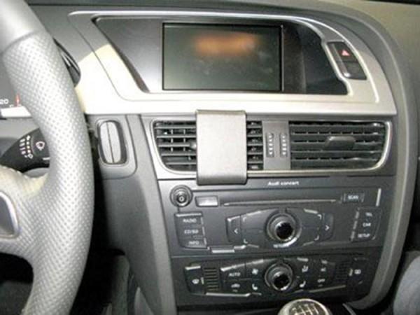 Brodit ProClip - Audi A4 / A5 / S4 / S5 - Bj. 07-16 - Center Mount - 854263