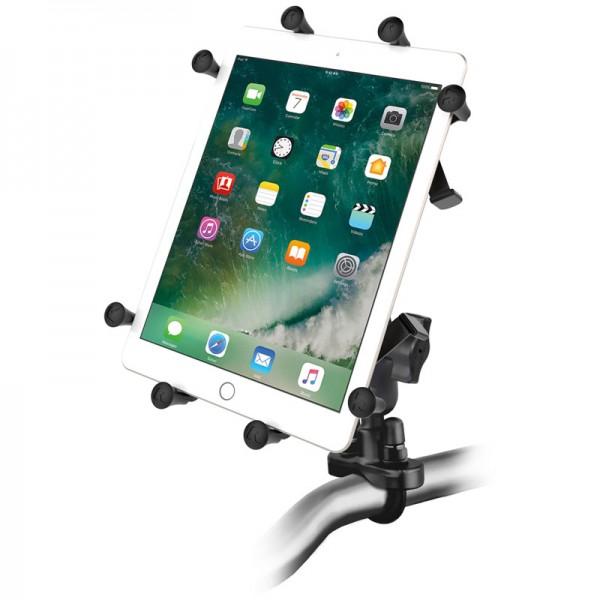 RAM X-Grip® Halter für 9-10 Zoll Tablets mit Lenkstangenbefestigung - RAM-B-149Z-UN9U