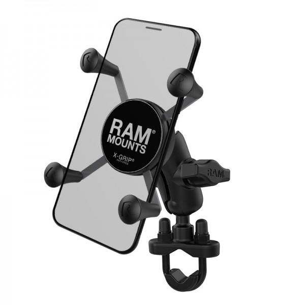 RAM X-Grip® Halter für Smartphones mit Lenkstangenbefestigung - RAM-B-149Z-A-UN7U