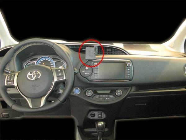 Brodit ProClip - Toyota Yaris - Bj. 15-19 - Center Mount - 855040