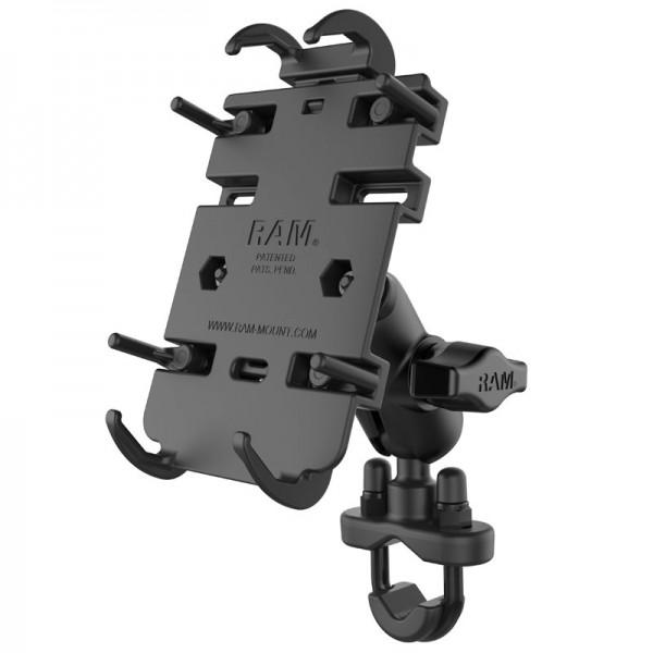 RAM Quick-Grip™ Halterung mit Lenkstangenbefestigung - kurz - Größe B - RAM-B-149Z-A-PD3U