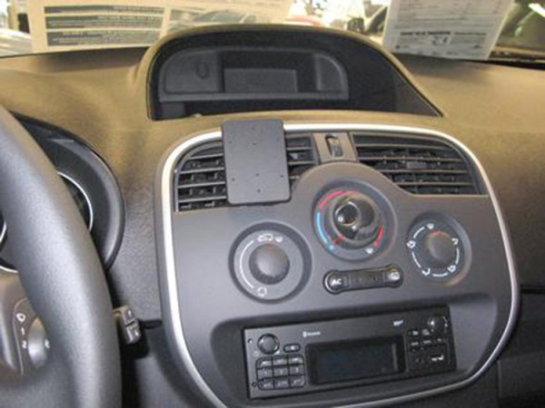 Brodit ProClip - Renault Kangoo - Bj. 13-19 - Center Mount - 854939