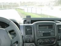 Brodit ProClip - Fiat Talento / Nissan NV300 / Opel Vivaro / Renault Trafic - Bj. 15-22 - 855072