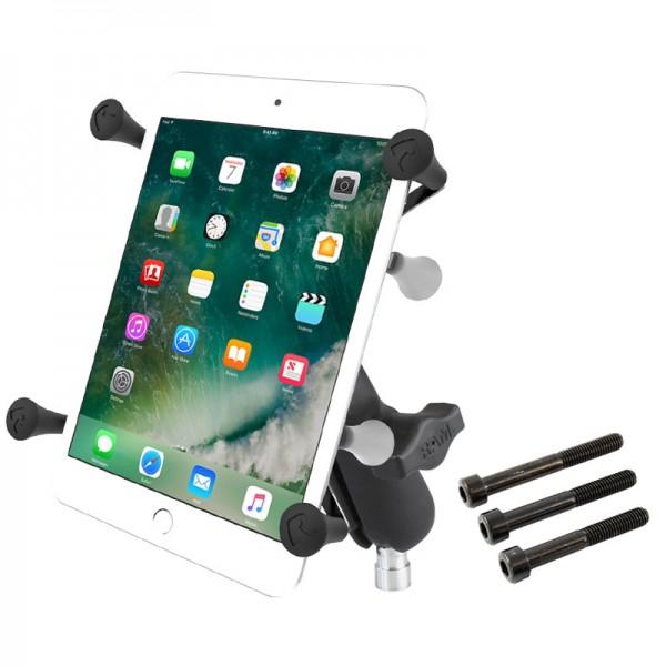 RAM X-Grip® Halter für 7-8 Zoll Tablets mit Motorrad-Lenkerbefestigung - RAM-B-367-UN8U