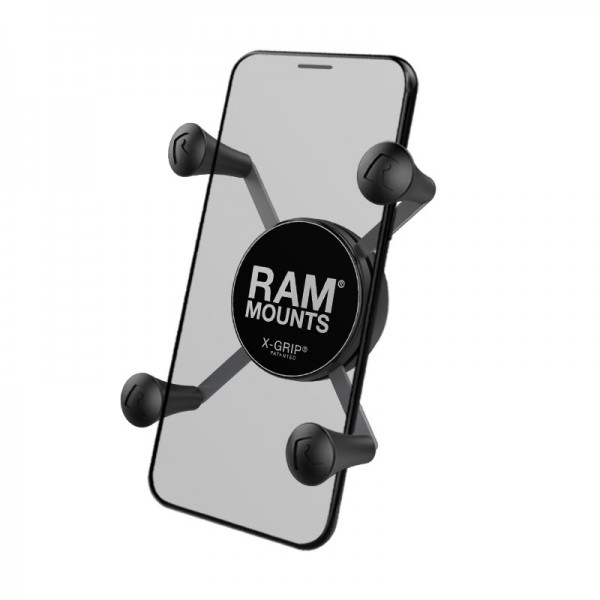RAM X-Grip® Halter für große Smartphones mit Snap-Link™-Sockel - RAM-HOL-UN10U