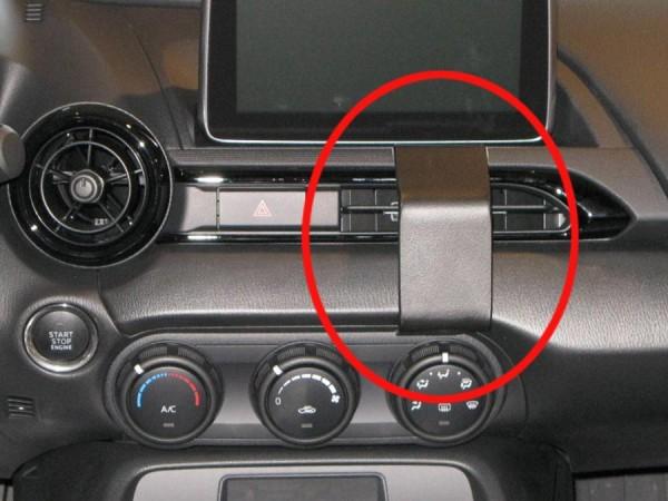 Brodit ProClip - Mazda MX-5 - Bj. 16-19 - Center Mount - 855172