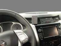 Brodit ProClip - Nissan Navara / Renault Alaskan - Bj. 16-22 - Center Mount - 855196