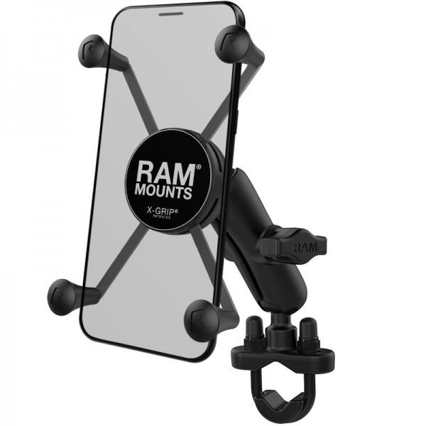 RAM X-Grip® Halter für große Smartphones mit Lenkstangenbefestigung - RAM-B-149Z-UN10U