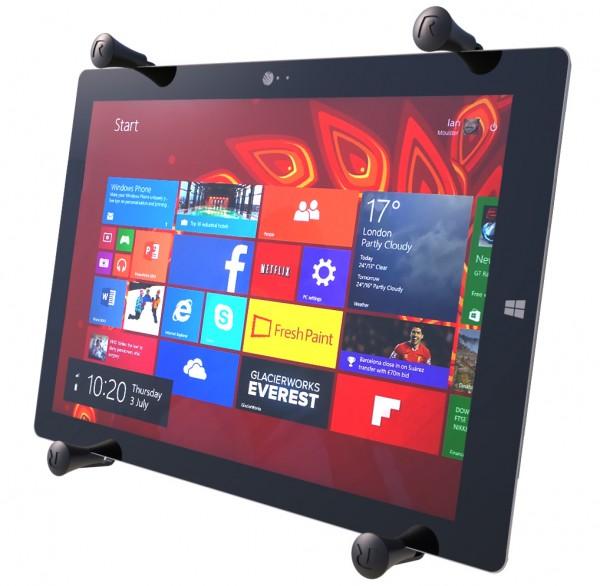 RAM X-Grip® Halter für 11-12 Zoll Tablets - RAM-HOL-UN11U