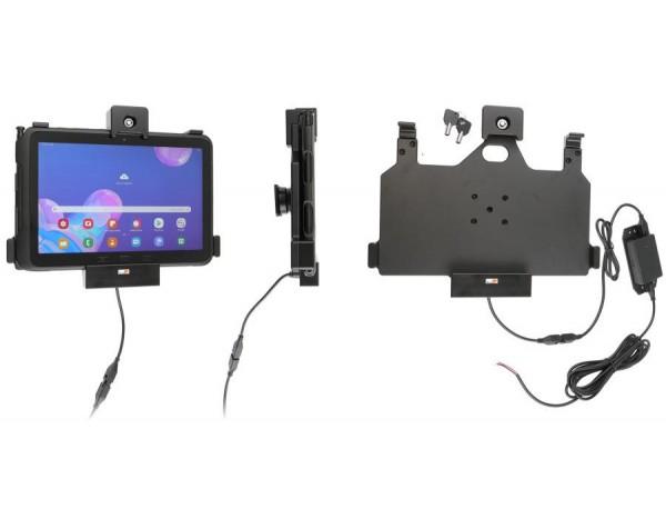 Brodit Halter - Samsung Galaxy Tab Active Pro - Festeinbau - absperrbar - 736148