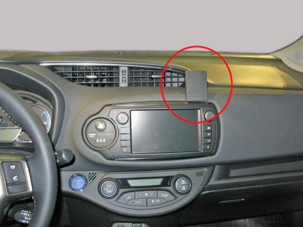 Brodit ProClip - Toyota Yaris - Bj. 15-19 - Center Mount - 855082