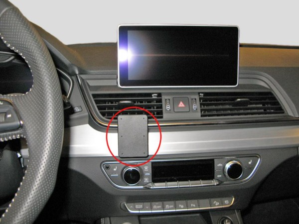 Brodit ProClip - Audi Q5 - Bj. 17-18 - Center Mount - 855286