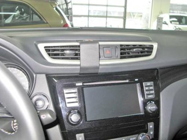 Brodit ProClip - Nissan Qashqai / X-Trail - Bj. 14-19 - Center Mount - 854993