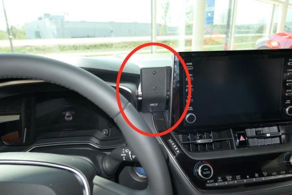 Brodit ProClip - Suzuki Swace / Toyota Corolla - Bj. 19-22 - Center Mount - 855507
