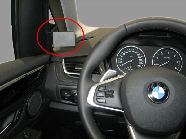 Brodit ProClip - BMW 2er Active Tourer / 2er Gran Tourer - Bj. 14-19 - Left Mount - 805048