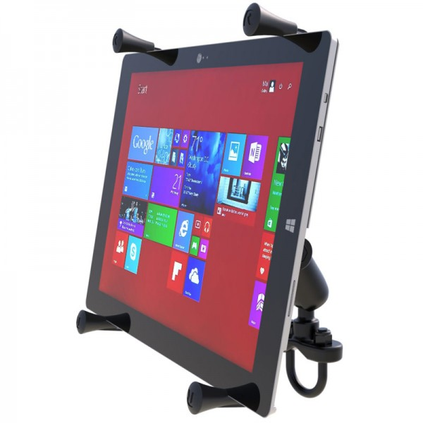 RAM X-Grip® Halter für 11-12 Zoll Tablets mit Lenkstangenbefestigung - RAM-B-149Z-UN11U