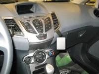 Brodit ProClip - Ford Fiesta - Bj. 09-17 - Angled Mount - 854252