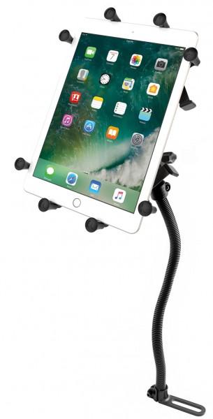 RAM Flex-Rod™ für Sitzschiene mit X-Grip® für 9-10 Zoll Tablets - RAM-B-316-1-UN9