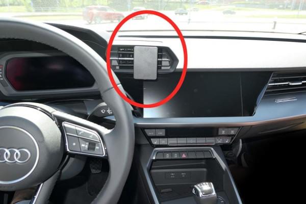 Brodit ProClip - Audi A3 - Bj. 21 - Center Mount - 855621