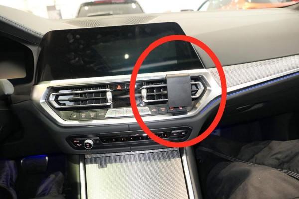 Brodit ProClip - BMW 3er / 4er / Z4 - Bj. 19-20 - Angled Mount - 855498