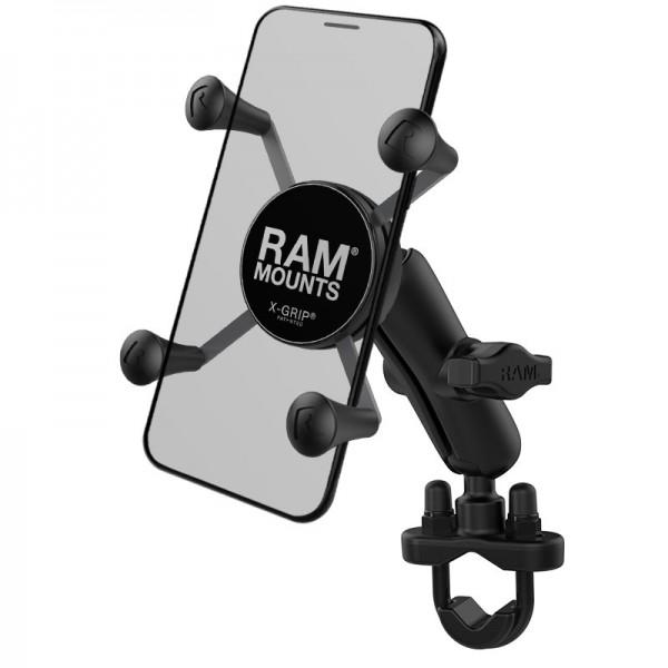 RAM X-Grip® Halter für Smartphones mit Lenkstangenbefestigung - RAM-B-149Z-UN7U