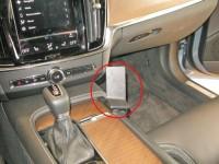 Brodit ProClip - Volvo S90 / V90 - Bj. 17-22 - Console Mount - 835248